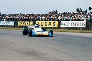 Chris Amon, Matra MS120B, GP di Gran Bretagna del 1971