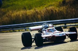 Tim Schenken, Frank Williams Racing Cars, De Tomaso 505