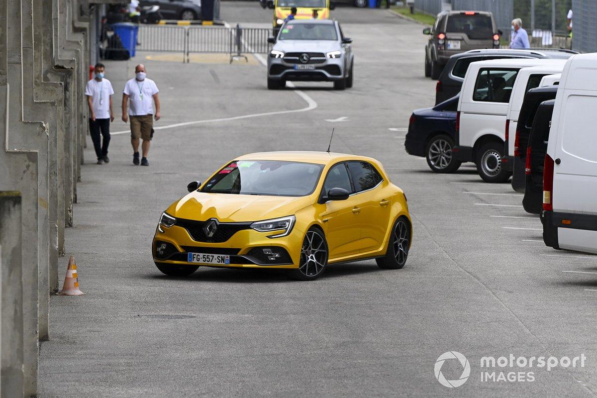 Daniel Ricciardo, Renault F1 arrives
