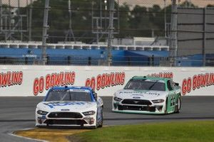 Chase Briscoe, Stewart-Haas Racing, Ford Mustang HighPoint.com, Austin Cindric, Team Penske, Ford Mustang MoneyLion