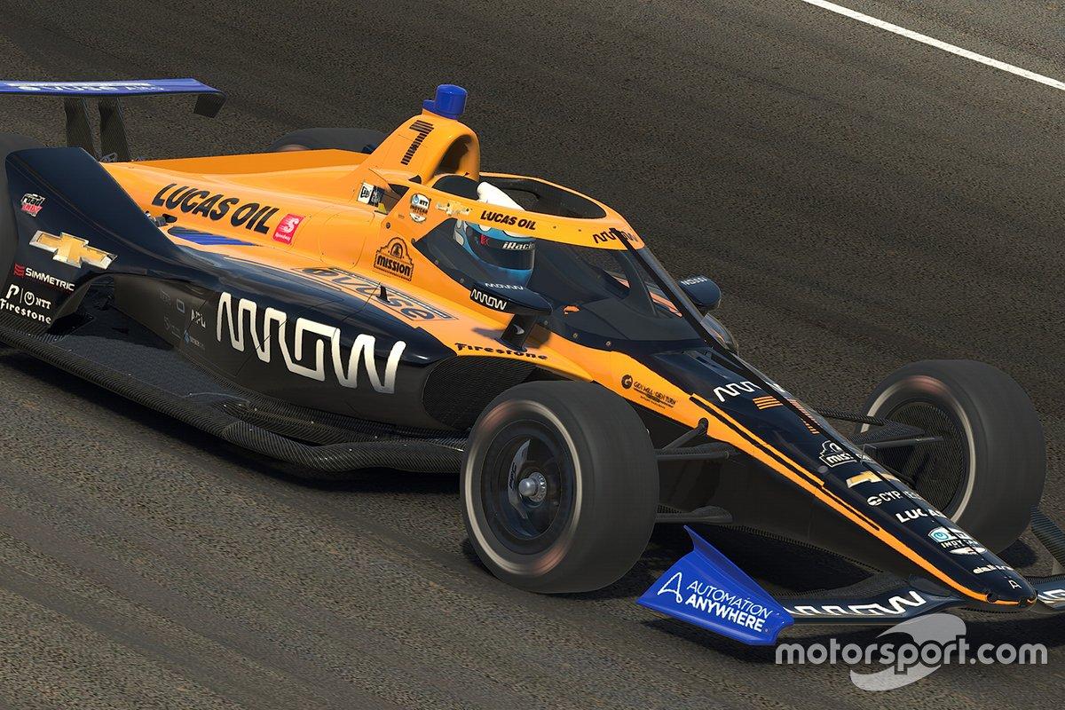 Oliver Askew, Arrow McLaren SP