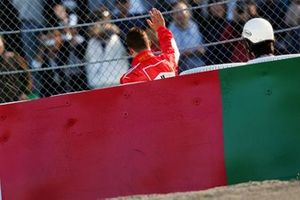 Michael Schumacher, Ferrari walks back