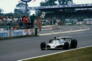 1. Clay Regazzoni, Williams FW07