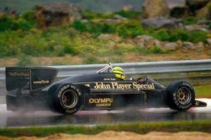Айртон Сенна, Lotus 97T Renault