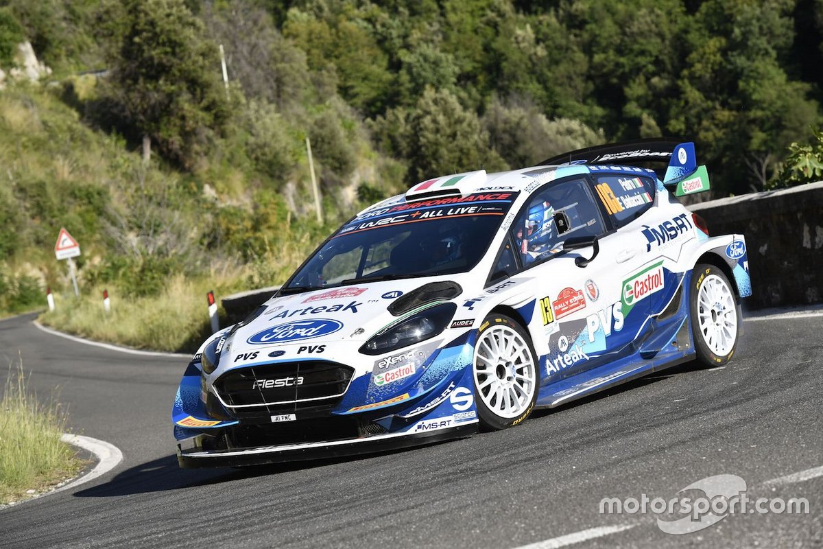 Pedro, Emanuele Baldaccini, M Sport LTD, Ford Fiesta WRC