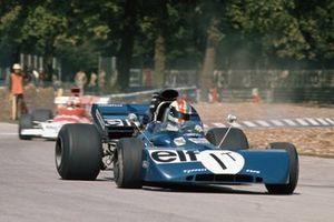 François Cevert, Tyrrell 002 Ford, in practice