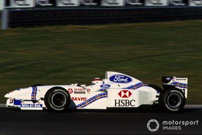 Test in Silverstone, Oktober