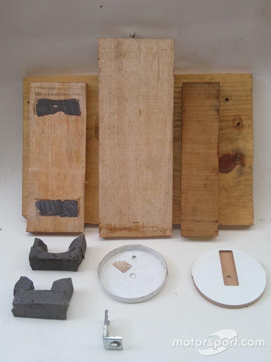 Materiais a serem fabricados