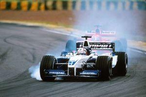 Хуан Пабло Монтойя, Williams FW23 BMW