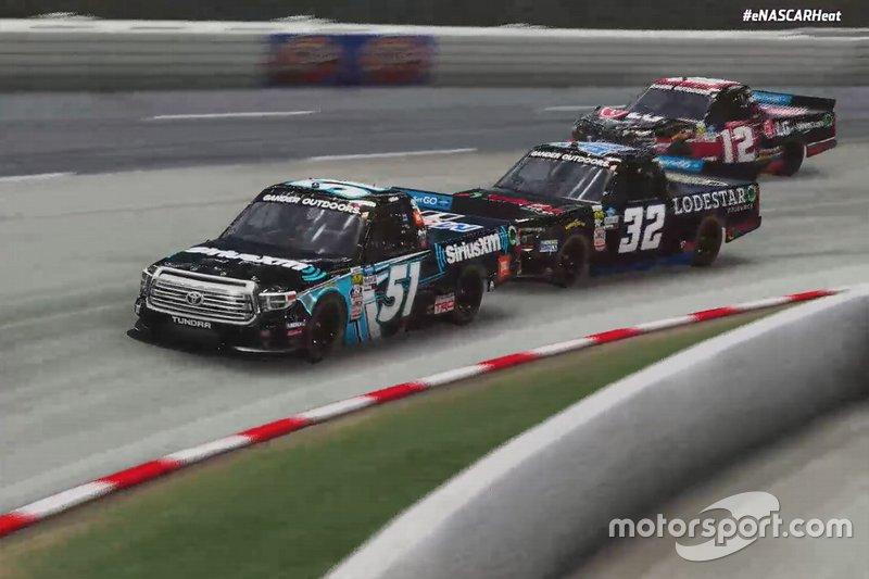 eNASCAR Heat Pro League Ronda 2, con Motorsport Games