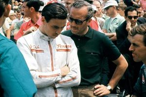 Jim Clark et Colin Chapman, Team Lotus