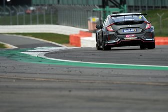 Tom Chilton, BTC Racing Honda Civic Type R