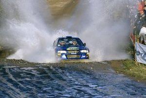 Juha Kankkunen, Juha Repo, Subaru Impreza WRC