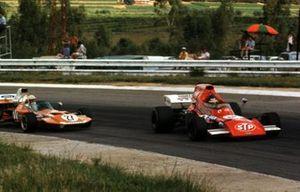 Ronnie Peterson, John Love