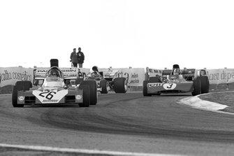 Andrea de Adamich, Surtees TS9B, Francois Cevert, Tyrrell 002