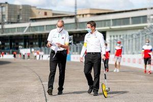 Mercedes Benz EQ team member
