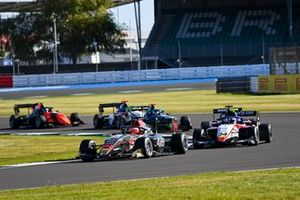 Enzo Fittipaldi, HWA Racelaband Igor Fraga, Charouz Racing System