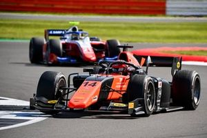 Nobuharu Matsushita, MP Motorsport and Robert Shwartzman, Prema Racing