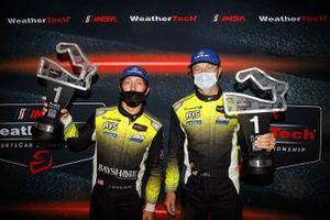 GTD Gagnants #14 AIM Vasser Sullivan Lexus RC F GT3: Jack Hawksworth, Aaron Telitz