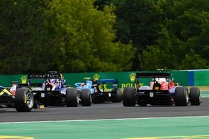 Federico Malvestiti, Jenzer Motorsport, Devlin De Francesco, Trident and Clement Novalak, Carlin
