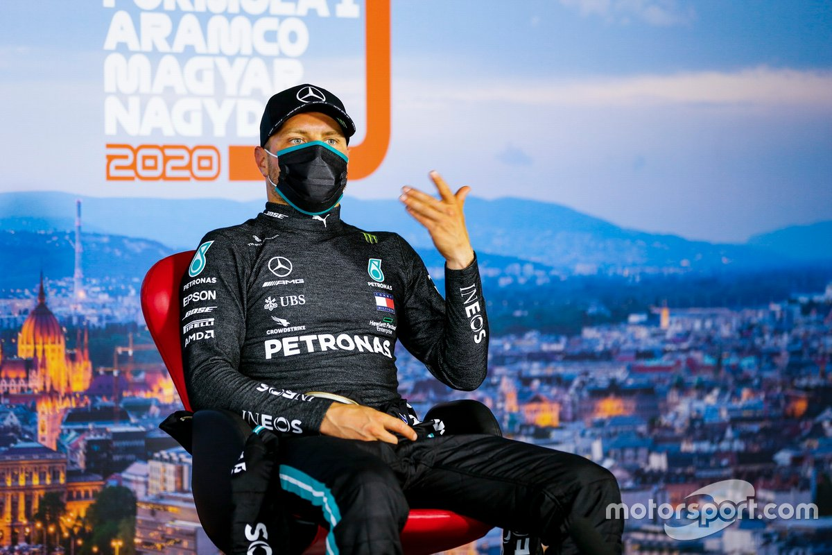 Valtteri Bottas, Mercedes-AMG Petronas F1: 7 puan