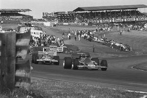 Jochen Rindt, Lotus 72C-Ford, Jack Brabham, Brabham BT33-Ford