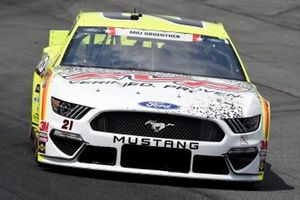 Matt DiBenedetto, Wood Brothers Racing, Ford Mustang