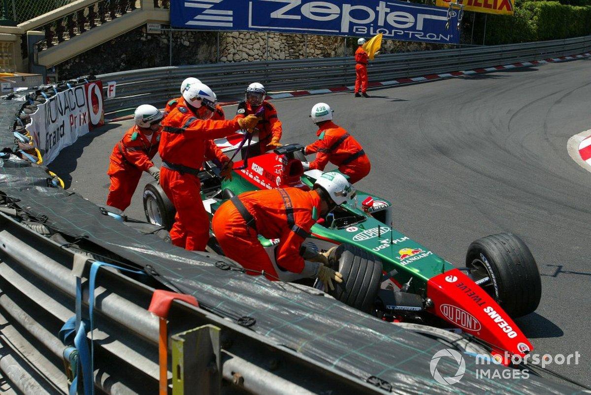 Jaguar et Ocean's Twelve - GP de Monaco 2004