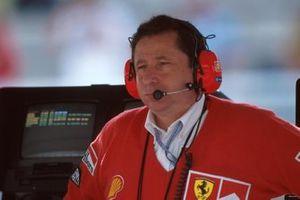 Jean Todt, Ferrari Sporting Director