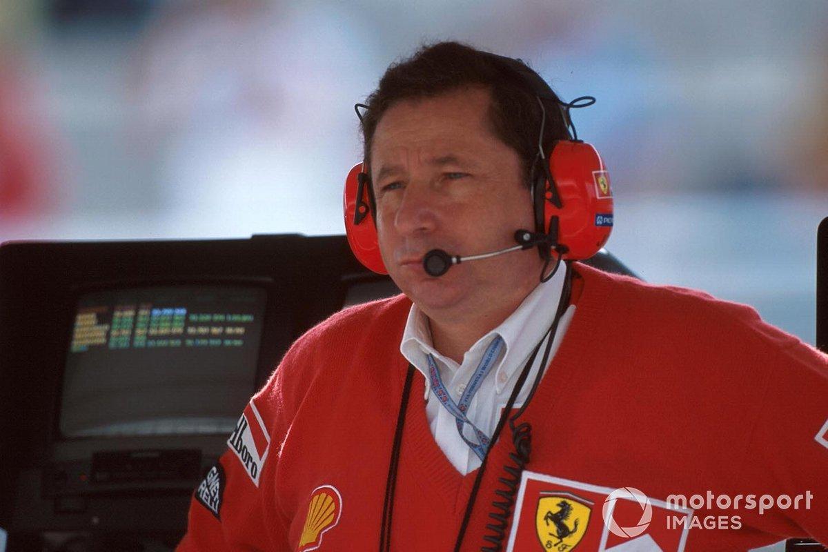 Jean Todt, Director Deportivo de Ferrari