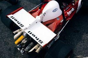 Clay Regazzoni, Ferrari 312B2, GP d'Olanda del 1971
