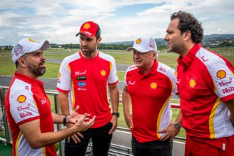 Equipe Shell na Stock Car