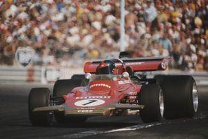 Emerson Fittipaldi, Lotus 72D Ford, GP di Francia del 1971