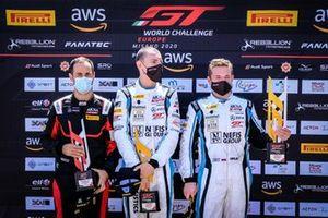 #88 AKKA ASP Mercedes-AMG GT3: Timur Boguslavskiy, Raffaele Marciello
