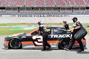 Austin Dillon, Richard Childress Racing, Chevrolet Camaro Bass Pro Shops/Tracker Off Road