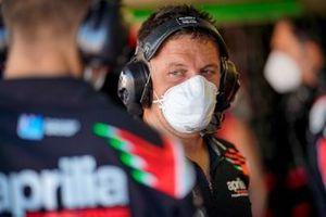 Aprilia Racing Team Gresini team member