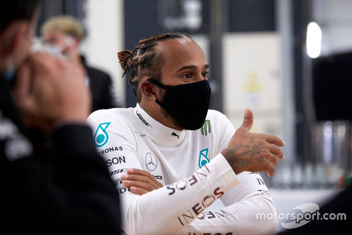 Lewis Hamilton, Mercedes F1 W09
