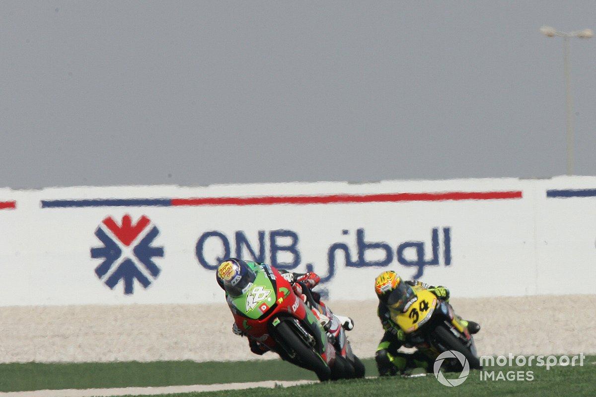 #1 125cc - GP du Qatar 2004
