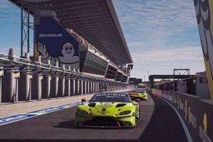 E-Sport: Qualifying für die 24h Le Mans virtuell