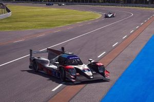 #8 Toyota Gazoo Racing Oreca 07 LMP2: Sebastien Buemi, Brendon Hartley, Kenta Yamashita, Yuri Kasdorp, incidente