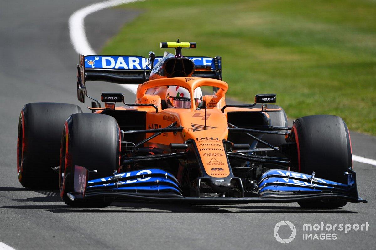 5-е место: Ландо Норрис (McLaren)