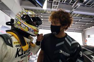 新田守男 Morio Nitta、脇阪薫一 Shigekazu Wakisaka(#96 K-tunes RC F GT3)