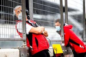 Эрнст Мозер, руководитель Audi Sport Team Phoenix
