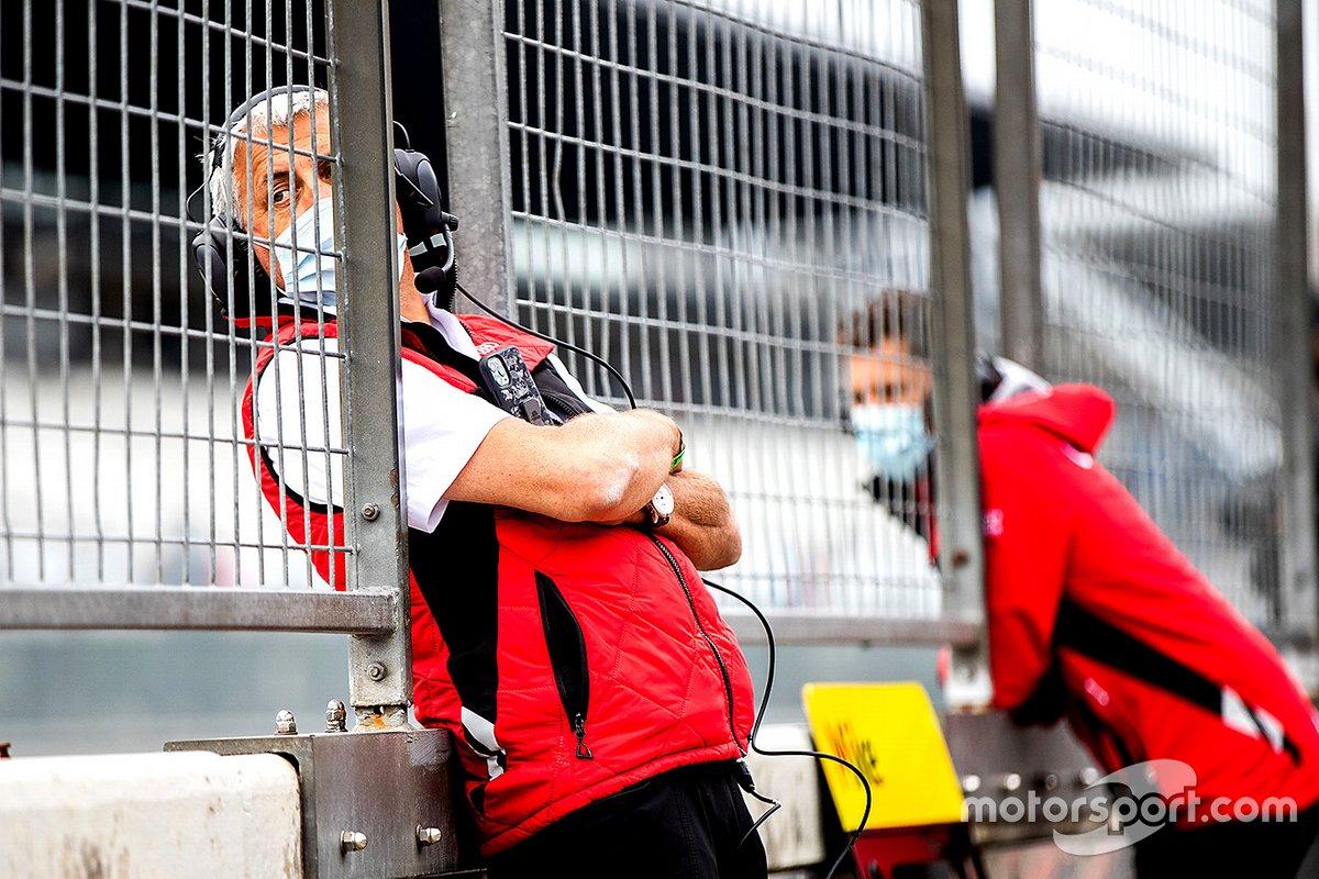 Ernst Moser, Team principal Audi Sport Team Phoenix