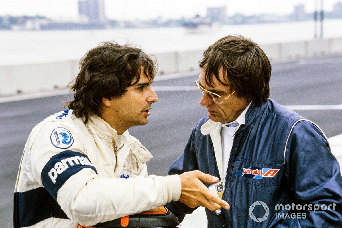 Nelson Piquet, 3 şampiyonluk