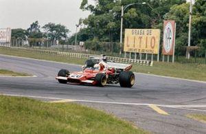 Arturo Merzario, Ferrari 312B2