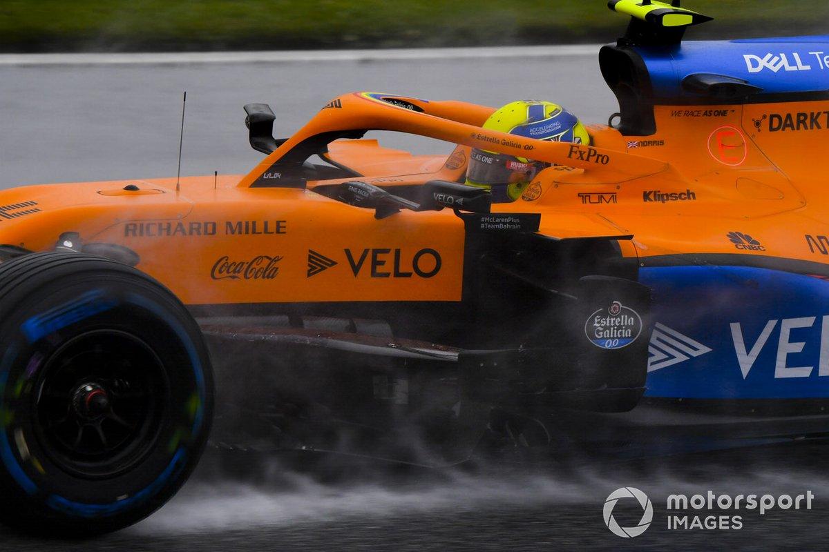 9 - Lando Norris, McLaren MCL35