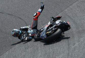 Marcel Schrotter, Intact GP crash