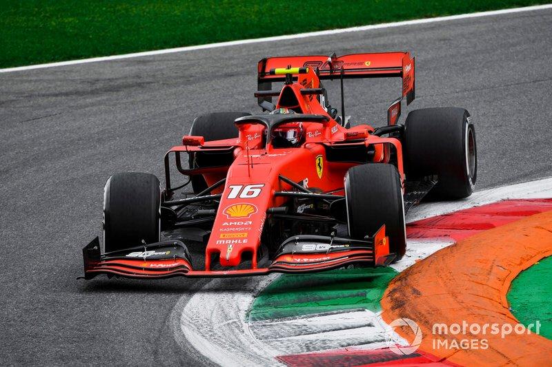 В Ferrari тоже готовились