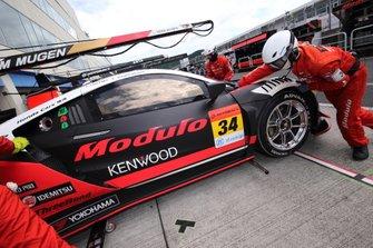 #34 Modulo Drago Corse Honda NSX GT3 Evo: Ryo Michigami, Hiroki Otsu